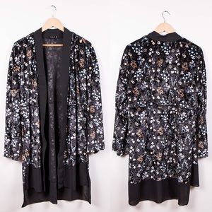 Urban Outfitters out from under kimono duster